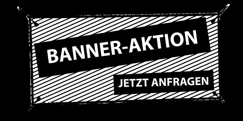Banner / Transparente / Planen