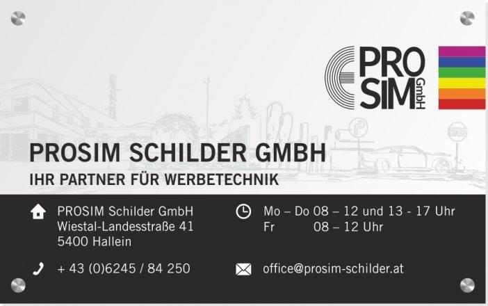 Firmenschilder Werbetechnik Salzburg